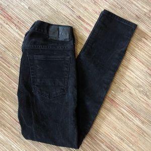 Black PacSun skinny jeans